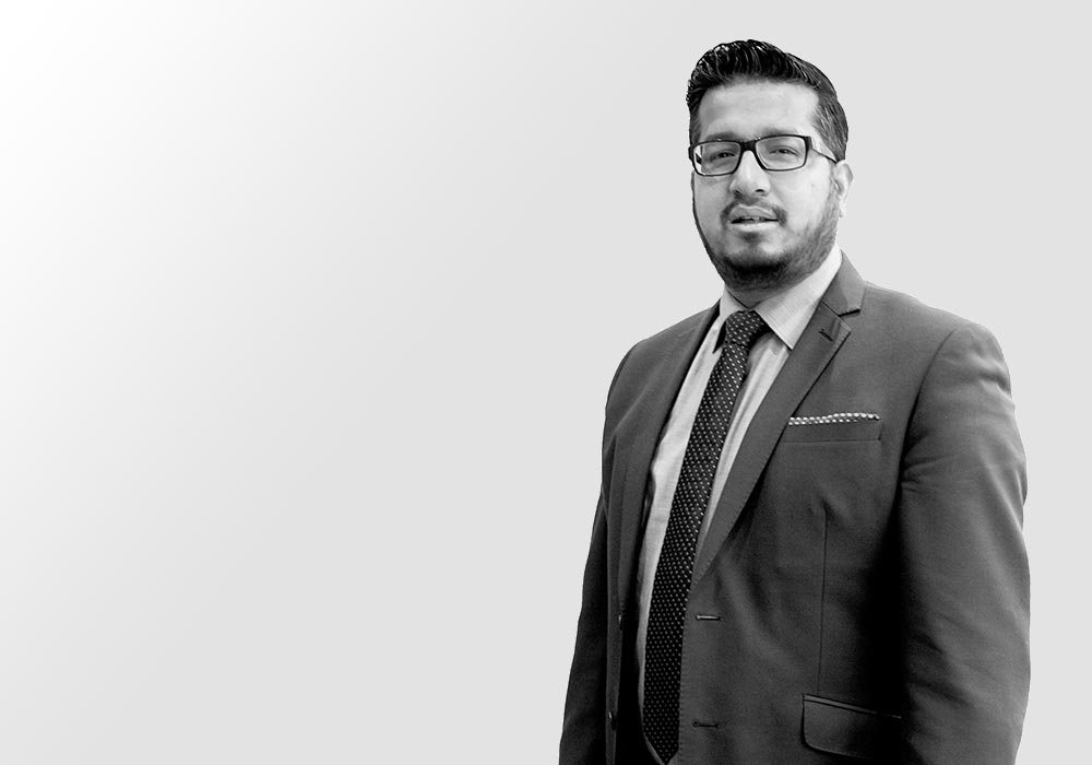 Sam Samad BSc (Hons), Managing Director